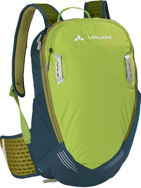 VAUDE Cluster 10+3 Backpack chute green